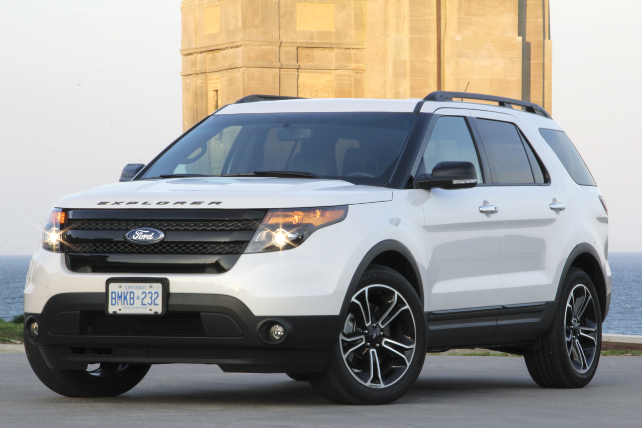 2016 ford explorer sport review w video. Black Bedroom Furniture Sets. Home Design Ideas