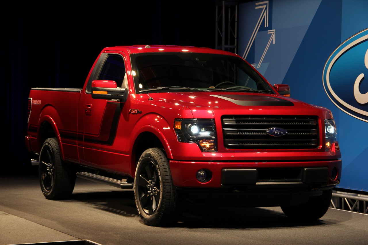 2014 ford f 150 tremor new lightning gtplanet. Black Bedroom Furniture Sets. Home Design Ideas