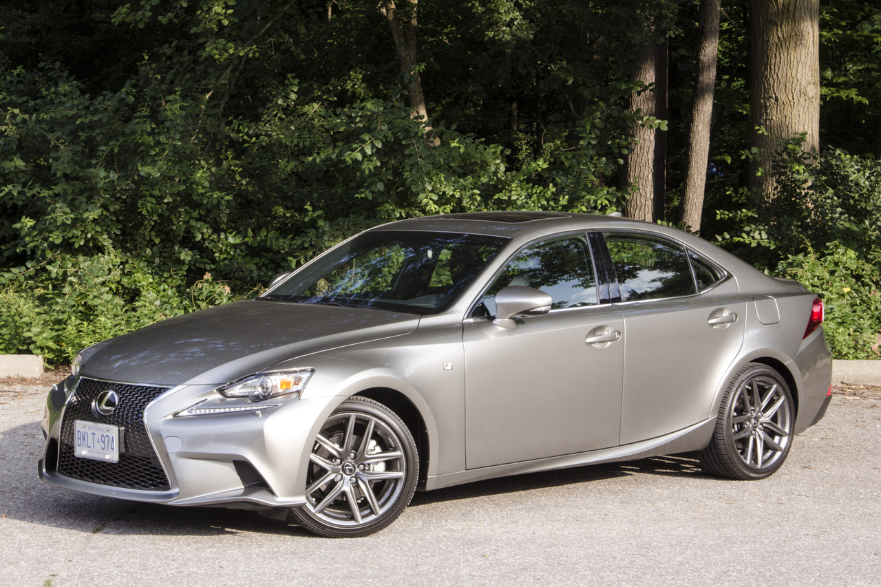 2014 lexus is250 f sport vossen cvt directional wheels. Black Bedroom Furniture Sets. Home Design Ideas