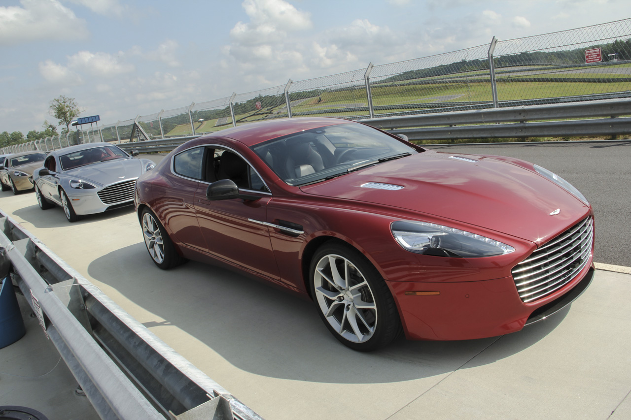 2014 Aston Martin Rapide S V12 Review Photo Gallery