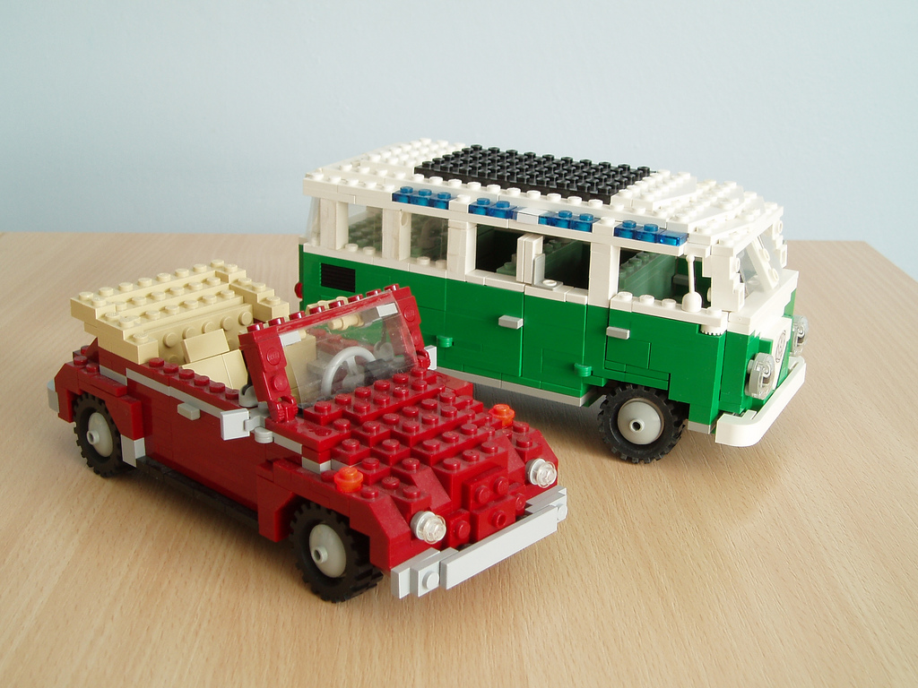 Lego Old Cars Instructions
