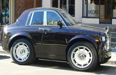 The New Mini Rolls Royce Part One First Picture