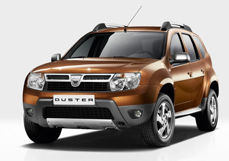 dacia duster 4x4 launched aol uk. Black Bedroom Furniture Sets. Home Design Ideas