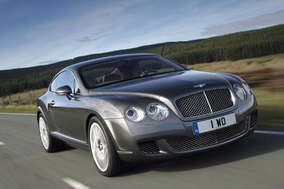 First Drive: Bentley Continental GT Speed