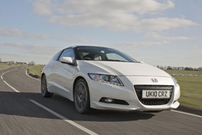 First Drive: Honda CR-Z