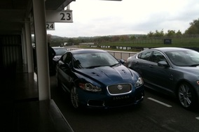 Live from the track: Jaguar at Goodwood
