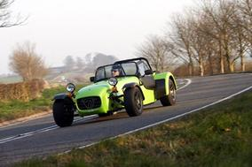 Dirty weekend: Autoblog meets Caterham (Part I)