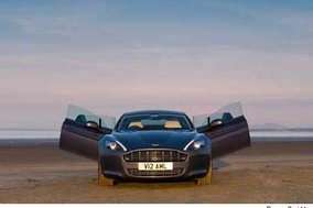 First drive: Aston Martin Rapide
