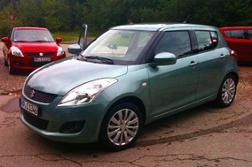 Live from the launch: Suzuki Swift