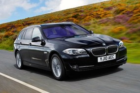 First drive: BMW 530d Touring