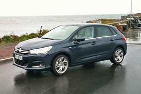 Live from the launch: Citroen C4