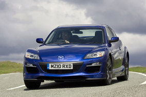 The departure of the Mazda RX8 - a fond farewell, or good riddance?