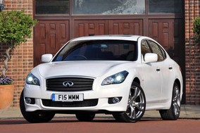 Live from the launch: Infiniti M 30d GT
