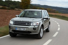 Land Rover Freelander 2wd: The best 4x2xfar?