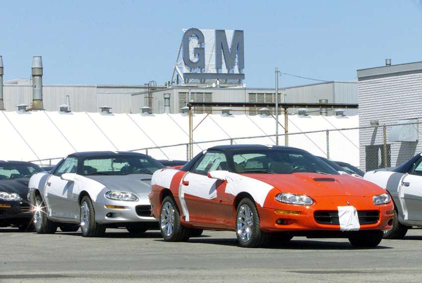 Gm media online general motors motorcycle review and General motors complaints