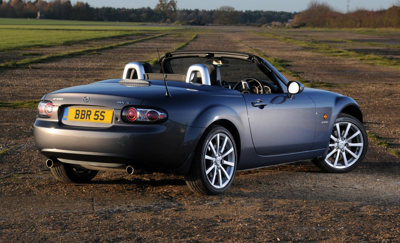 Uk tuning firm unveils 235bhp mx 5 upgrade aol cars uk