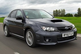 First drive: Subaru WRX STI