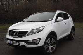 On test: Kia Sportage 3 Sat-Nav 1.7 CRDi