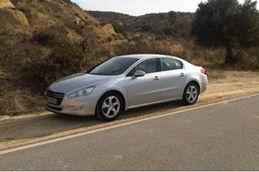 First drive: Peugeot 508