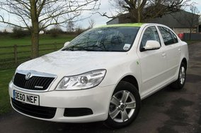 First drive: Skoda Octavia GreenLine II