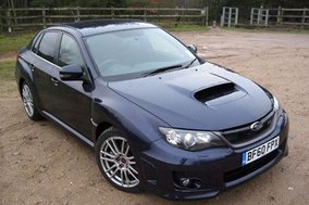 On test: Subaru WRX STi