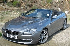 First drive: BMW 6 Series Convertible