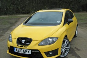 Video road test: SEAT Leon Cupra R