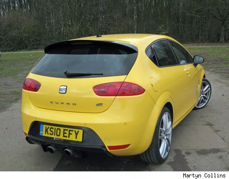 video road test seat leon cupra r aol uk. Black Bedroom Furniture Sets. Home Design Ideas