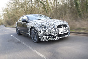 First drive: Jaguar XF 2.2D