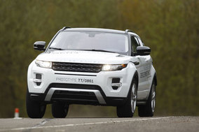 Road test: Land Rover reveals more Evoque secrets