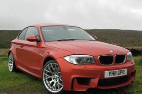 First drive: BMW 1-Series M Coupe