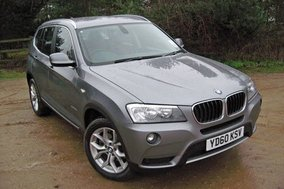 Road test: BMW X3 2.0d SE