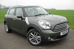 Road test: MINI Countryman Cooper D ALL4