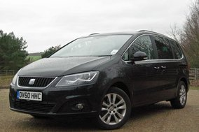 Road test: SEAT Alhambra SE Ecomotive CR TDI 140 DSG