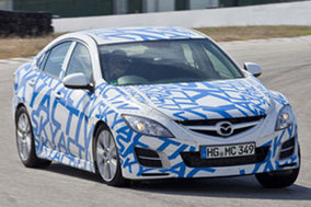First drive: Mazda SKYACTIV Technology