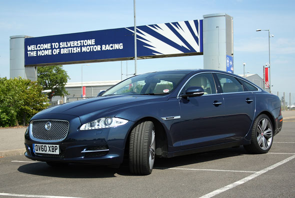 Jaguar XJ Supersport road test