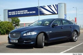 First drive: Jaguar XJ Supercharged V8 Supersport