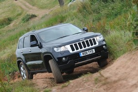 First Drive: Jeep Grand Cherokee