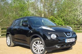 Road Test: Nissan Juke 1.6 DiG-T Acenta Sport