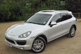 Road test: Porsche Cayenne S Hybrid