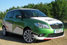 Road test: Skoda Fabia VRS