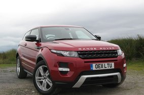 First drive: Range Rover Evoque