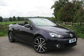 First drive: Volkswagen Golf Cabriolet