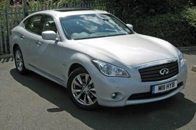 First drive: Infiniti M35h GT Premium