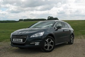 Road test: Peugeot 508 comparison