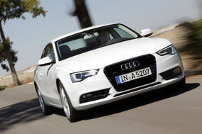 First drive: Audi A5/ S5