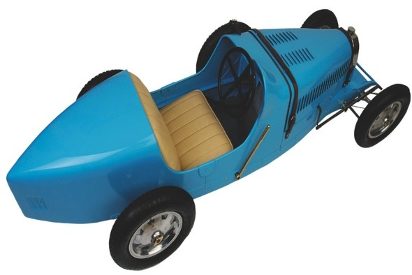 Only 163 6k For A New Bugatti Pedal Car Aol Uk