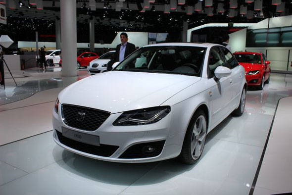 Seat Exeo