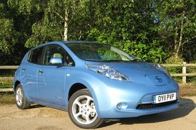 Road test: a week with the Nissan Leaf