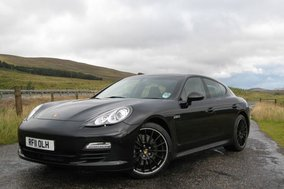 Diesel Panamera is pick of new Porsches
